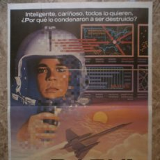 Cine: D.A.R.Y.L. MARY BETH HURT, MICHAEL MCKEAN, KATHRYN WALKER. AÑO 1985.. Lote 84392262