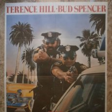 Cine: DOS SUPERPOLICIAS EN MIAMI - TERENCE HILL, BUD SPENCER. Lote 107908195