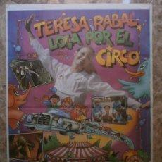 Cine: LOCA POR EL CIRCO. TERESA RABAL, RAFAEL ALONSO, MIGUEL AYONES.. Lote 134151919