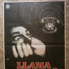 Cine: LLAMA UN EXTRAÑO. CHARLES DURNING, CAROL KANE, COLLEEN DEWHURST. AÑO 1980.. Lote 37915138