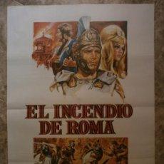 Cine: EL INCENDIO DE ROMA. LANG JEFFRIES, CRISTINA GAIONI, MARIO FELICIANI.. Lote 37929458