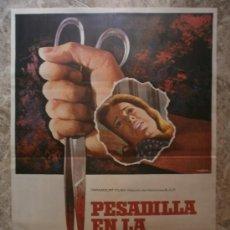 Cine: PESADILLA EN LA NIEVE. PATTY DUKE, RICHARD THOMAS, ROSEMARY MURPHY. AÑO 1973.. Lote 37989815