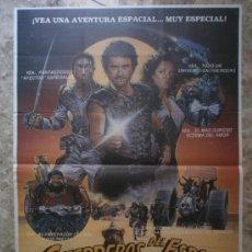 Cine: GUERREROS DEL ESPACIO. ROBERT URICH, MARY CROSBY, MICHAEL D.ROBERTS. AÑO 1984.. Lote 89938812