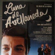 Cine: LUNA DE AVELLANEDA, CARTEL DE CINE ORIGINAL 70X100 APROX (9709). Lote 38052545