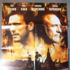 Cine: LA CIUDAD DE LOS FANTASMAS, CARTEL DE CINE ORIGINAL 70X100 APROX (9935). Lote 38119011