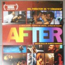 Cine: AFTER, CARTEL DE CINE ORIGINAL 70X100 APROX (10708). Lote 38435696