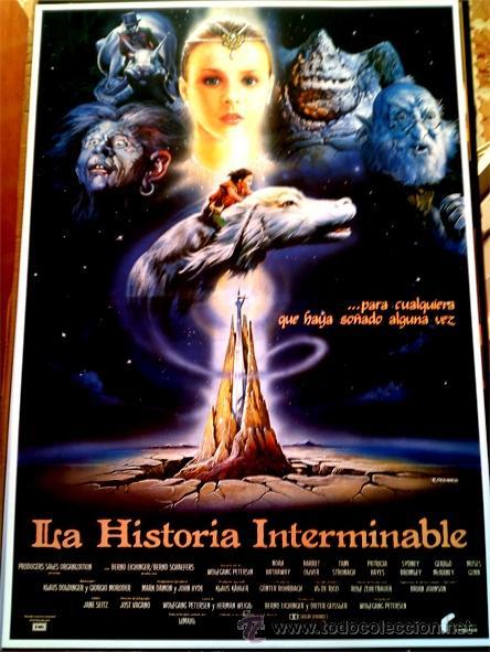 poster de la pelicula la historia sin fin