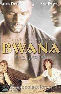 BWANA (CARTEL ORIGINAL DE 80X60) (Cine - Posters y Carteles - Clasico Español)