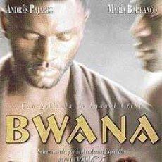 Cine: BWANA (CARTEL ORIGINAL DE 80X60). Lote 38604522