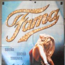 Cine: FAMA, CARTEL DE CINE ORIGINAL 70X100 APROX (11104). Lote 38611920