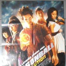 Cine: DRAGON BALL. EVOLUTION., CARTEL DE CINE ORIGINAL 70X100 APROX (11381). Lote 38689873