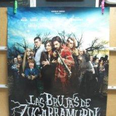 Cine: LAS BRUJAS DE ZUGARRAMURDI. Lote 39312392