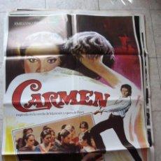 Cine: CARTEL DE CINE- MOVIE POSTER. CARMEN. Lote 39224241