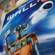 Cine: POSTER DISNEY ORIGINAL-WALL-E -NUEVO-97CM ALTO POR 68 ANCHO APROX. Lote 40048305