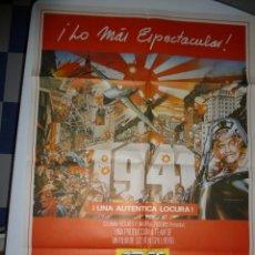 Cine: CARTEL DE 1941 ,STEVEN SPIELBERG, DAN AYKROD, JOHN BELUSHI. Lote 39373185