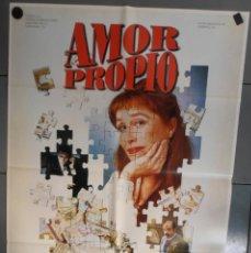 Cine: AMOR PROPIO,VERONICA FORTE, ANTONIO RESINES CARTEL DE CINE ORIGINAL 70X100 APROX (1250). Lote 39632054