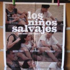 Cine: LOS NIÑOS SALVAJES. Lote 191739936