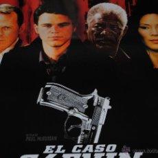 Cine: CARTEL DE CINE ORIGINAL EL CASO SLEVIN, NUEVO, 70 POR 100CM. Lote 40080614