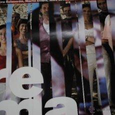 Cine: CARTEL DE CINE ORIGINAL REMAKE, NUEVO, 70 POR 100CM. Lote 40082365