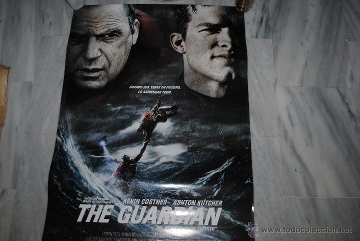 Cine: CARTEL DE CINE ORIGINAL THE GUARDIAN, NUEVO, 70 POR 100CM - Foto 2 - 40082700