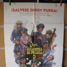 Cine: LOCA ACADEMIA DE POLICIA 3. Lote 40195869