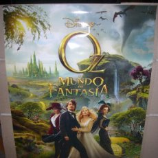 Cine: OZ UN MUNDO DE FANTASIA POSTER ORIGINAL 70X100 . Lote 46290332