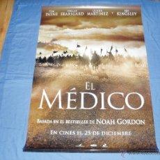 Cine: EL MEDICO. POSTER O CARTEL DE CINE. NUEVO.MAGNIFICO ESTADO.. Lote 191746653