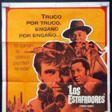 Cine: LOS ESTAFADORES (TRICK BABY). Lote 218215583