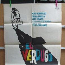 Cine: EL VERDUGO. Lote 40840434