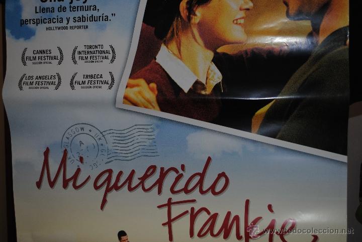 Cartel De Cine Original De La Película Mi Queri Comprar Carteles Y