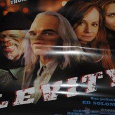 Cine: CARTEL DE CINE ORIGINAL DE LA PELÍCULA LEVITY, 70 POR 100CM. Lote 41080841