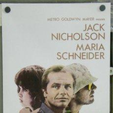 Cine: QK20 EL REPORTERO ANTONIONI JACK NICHOLSON POSTER ORIGINAL ITALIANO 33X70. Lote 41093735