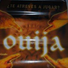 Cine: CARTEL DE CINE ORIGINAL DE LA PELÍCULA OUIJA, TE ATREVES A JUGAR, 70 POR 100CM. Lote 41132563