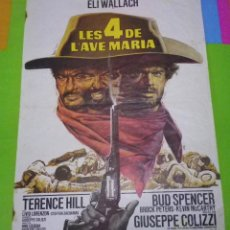 Cine: LOS 4 DEL AVEMARIA (TERENCE HILL-BUD SPENCER). Lote 24208822
