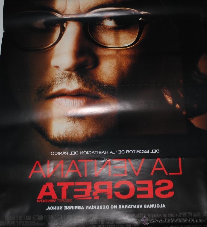 Cartel De Cine Original De La Pelicula La Venta Comprar Carteles Y
