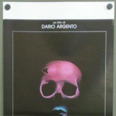 Cine: QI32 INFERNO DARIO ARGENTO ELEONORA GIORGI POSTER ORIGINAL ITALIANO 33X70. Lote 41282993