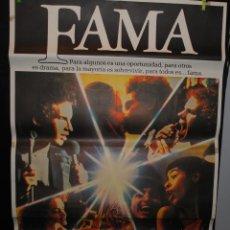 Cine: CARTEL DE CINE ORIGINAL DE LA PELÍCULA FUGA DEL BRONX, 70 POR 100CM. Lote 41401995