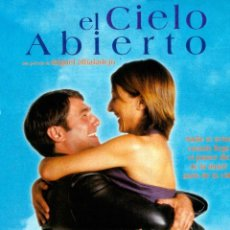Cinéma: CARTEL DE CINE EL CIELO ABIERTO SERGI LOPEZ // ORIGINAL TAMAÑO 70X100. Lote 41480515