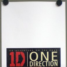 Cine: QL67 ONE DIRECTION THIS IS US 1D 3D POSTER ORIGINAL ITALIANO 33X70. Lote 41495861