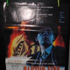 Cine: CARTEL DE CINE ORIGINAL DE LA PELÍCULA BARTON FINK, 70 POR 100CM. Lote 41504558