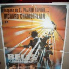 Cine: BELLS LLAMADA MORTAL POSTER ORIGINAL 70X100 (541). Lote 41610828
