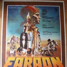 Cinema - Faron - Poster Original Español - Jerzy Kawalerowicz - Jerzy Zelnik, Wieslawa Mazurkiewicz - 41672632