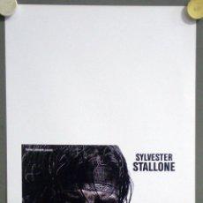 Cine: UK36 JOHN RAMBO / RAMBO 4 SYLVESTER STALLONE POSTER ORIGINAL ITALIANO 33X70. Lote 41819875