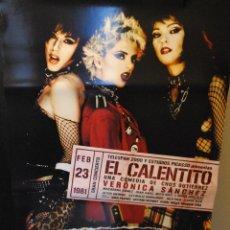 Cine: CARTEL DE CINE ORIGINAL DE LA PELÍCULA EL CALENTITO, 70 POR 100CM. Lote 42305924