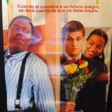 Cine: CARTEL DE CINE ORIGINAL DE LA PELÍCULA ADIVINA QUIÉN, 70 POR 100CM. Lote 42327837