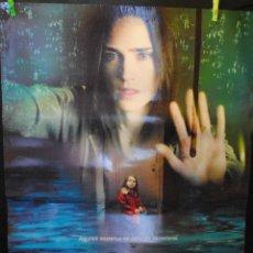 Cine: CARTEL DE CINE ORIGINAL DE LA PELÍCULA DARK WATER, 70 POR 100CM. Lote 42327922