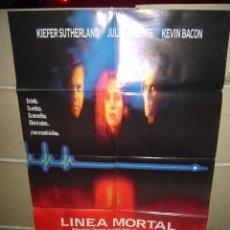Cine: LINEA MORTAL JULIA ROBERTS SUTHERLAND BACON POSTER ORIGINAL 70X100 YY (559). Lote 42406658