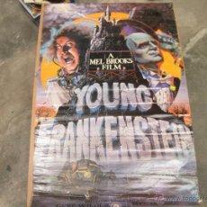 Cine: CARTEL O POSTER DE LA PELICULA DEL MEL BROOKS YOUNG FRANKENSTEIN. Lote 42431526