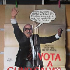 Cine: VOTA A GUNDISALVO. Lote 42883476