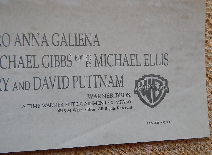 Cine: Being Human (Ser Humano) Póster original de la película, Doblado, Robin Williams, U.S.A. , año 1994 - Foto 7 - 42917726